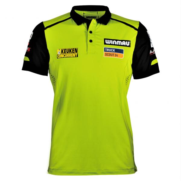 Winmau - Michael van Gerwen Pro Line - Dartshirt