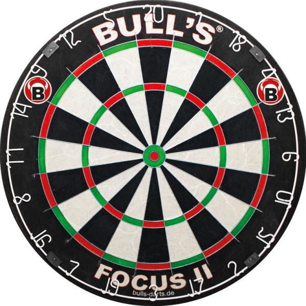 Bull´s FOCUS II Dartboard