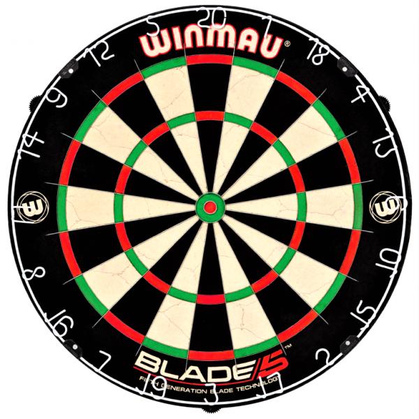Winmau BLADE 5 Dartboard Steeldart